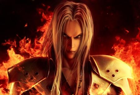 Sephiroth's Fury