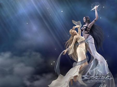 Shaiya Light & Darkness