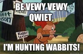 Elmer Fudd Wabbits